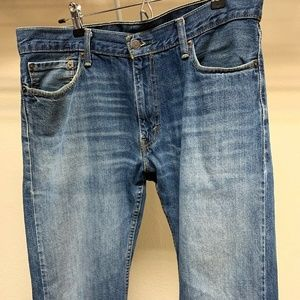 Levis 514 Jeans Straight Fit Blue Medium Wash